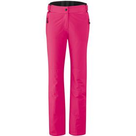 Maier Sports Vroni Slim Pantalones Stretch MTEX Mujer, rosa